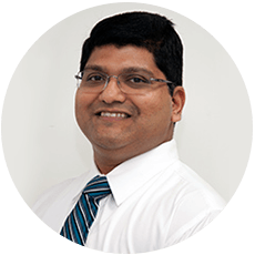 Dr. Amol Dabholkar, dentist in Margate, QLD